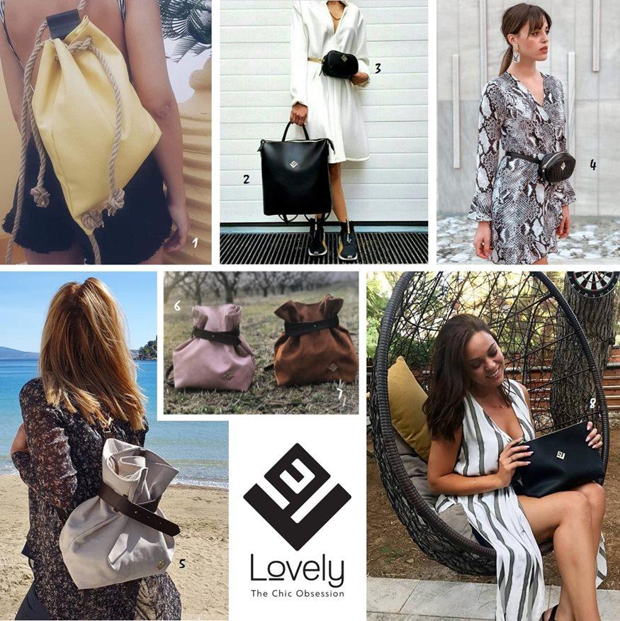 ΑΠΟΤΕΛΕΣΜΑΤΑ ΔΙΑΓΩΝΙΣΜΟΥ-8 τυχεροί κερδίζουν χειροποίητες τσάντες από τη νέα συλλογή της LOVELY HANDMADE!