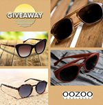 INSTAGRAM ΔΙΑΓΩΝΙΣΜΟΣ – 4 τυχεροί θα κερδίσουν ένα ζευγάρι γυαλιών ηλίου OOZOO!