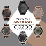 INSTAGRAM ΔΙΑΓΩΝΙΣΜΟΣ – 6 τυχεροί θα κερδίσουν ένα ρολόι OOZOO!