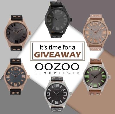 <span class=categorySpan colorRed>Διαγωνισμοι/</span>INSTAGRAM ΔΙΑΓΩΝΙΣΜΟΣ – 6 τυχεροί θα κερδίσουν ένα ρολόι OOZOO!