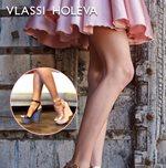 ΑΠΟΤΕΛΕΣΜΑΤΑ ΔΙΑΓΩΝΙΣΜΟΥ-2 τυχερές κερδίζουν ένα ζευγάρι παπούτσια από τη νέα συλλογή SS18 του οίκου VLASSI HOLEVA!