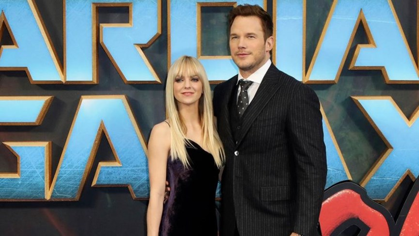 Chris Pratt και η Anna Faris