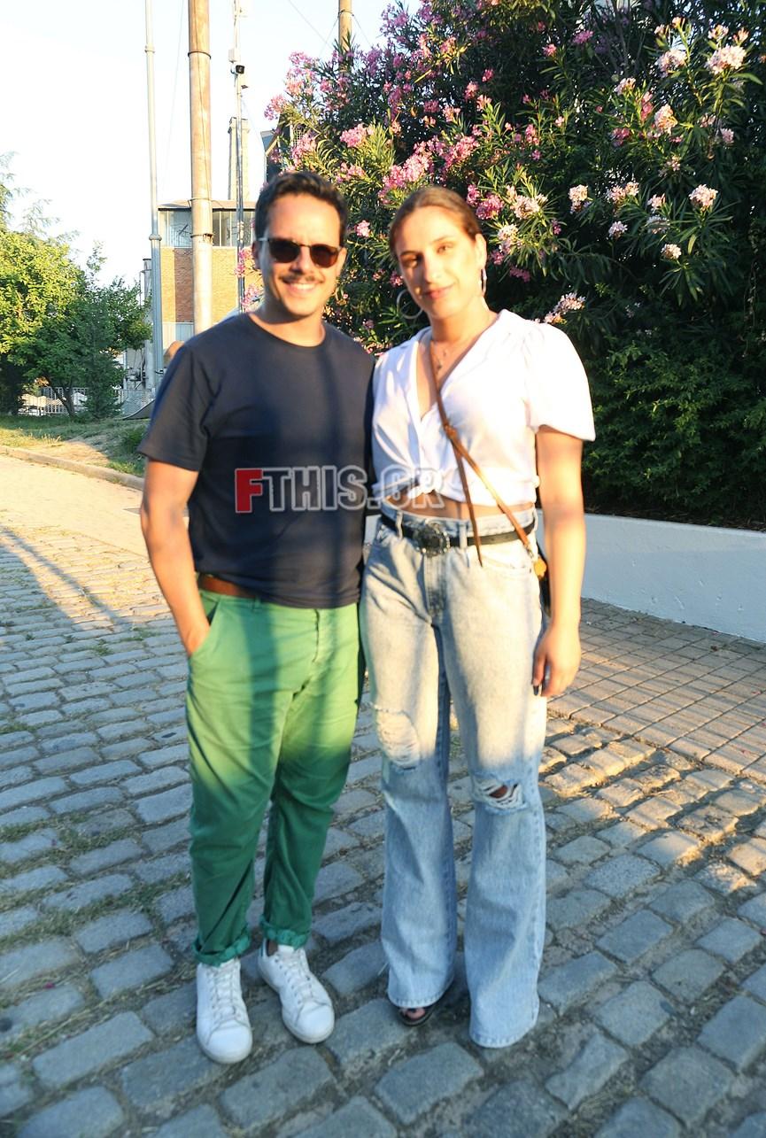 Νέα έξοδος για αγαπημένο ζευγάρι της ελληνικής showbiz