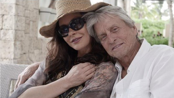 Η Catherine Zeta-Jones και ο Michael Douglas