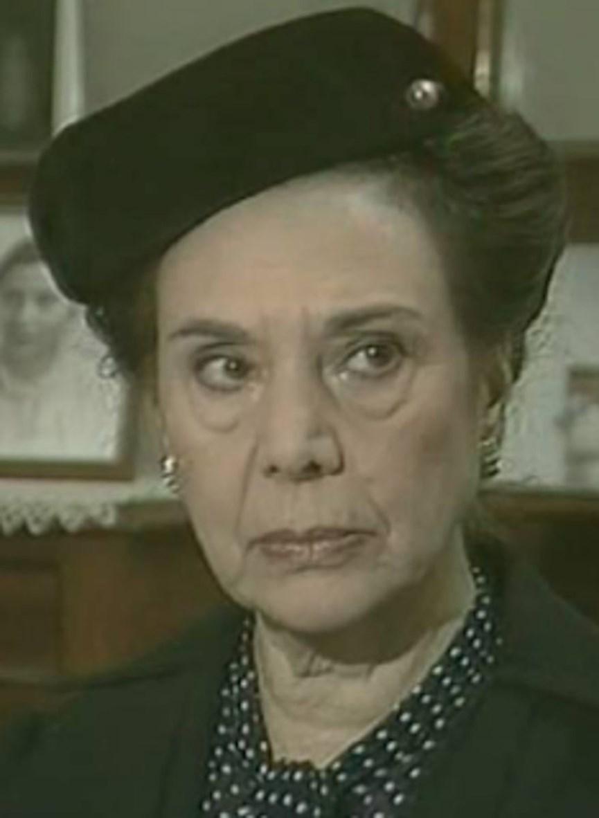 Η Μαρια Ζαφειρακη